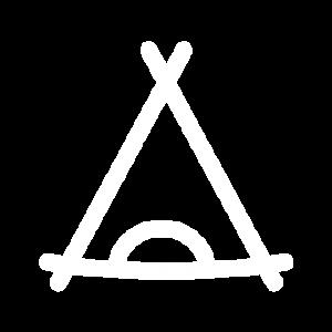 White Tent Icon