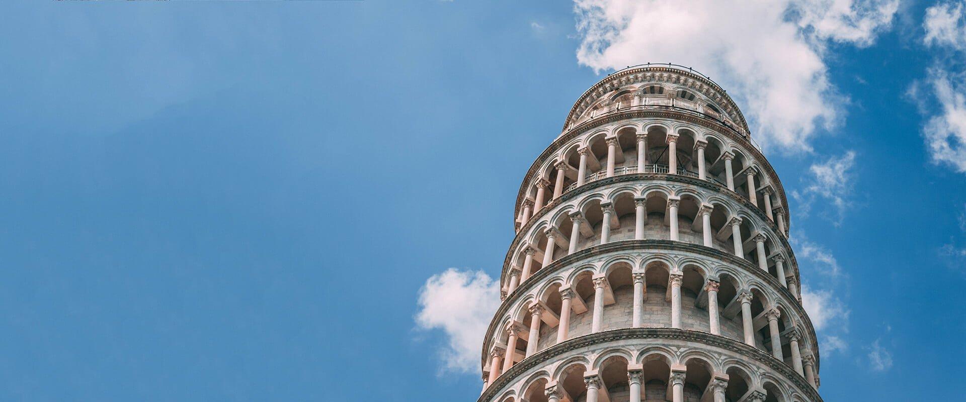La Torre pendente di Pisa