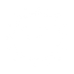 Smiling Sun White Logo