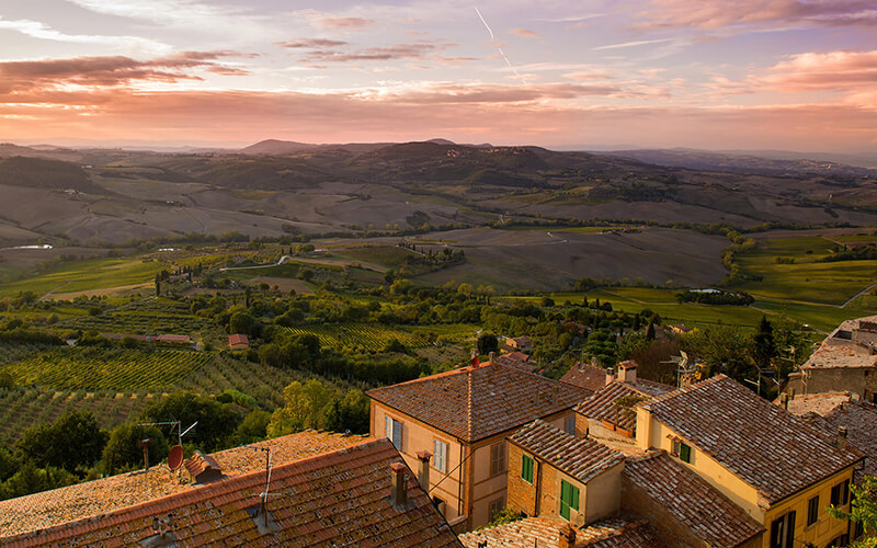 tuscany-countryside-sunset